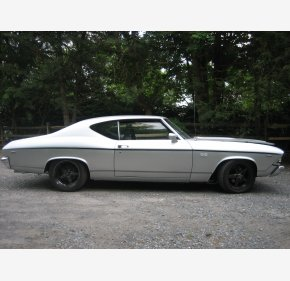 1969 Chevrolet Chevelle SS for sale 100990514