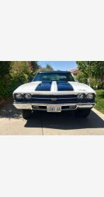 1969 Chevrolet Chevelle SS for sale 101006978
