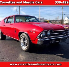 1969 Chevrolet Chevelle for sale 101025990