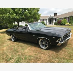 1969 Chevrolet Chevelle for sale 101028046
