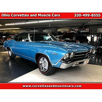 1969 Chevrolet Chevelle for sale 101030065