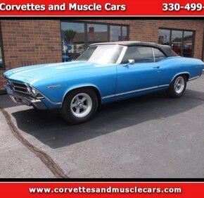 1969 Chevrolet Chevelle for sale 101030065