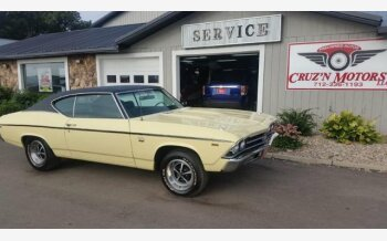 1969 Chevrolet Chevelle for sale 101050428