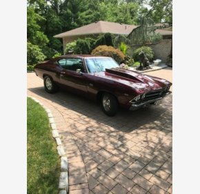 1969 Chevrolet Chevelle for sale 101053721