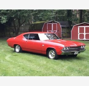 1969 Chevrolet Chevelle for sale 101062285