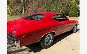 1969 Chevrolet Chevelle for sale 101063799