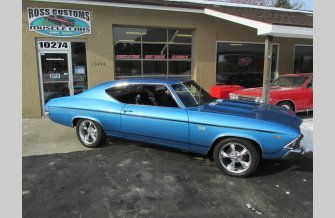 1969 Chevrolet Chevelle for sale 101086850