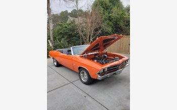 1969 Chevrolet Chevelle SS for sale 101109922