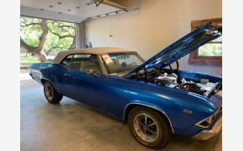1969 Chevrolet Chevelle SS for sale 101121700