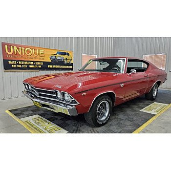 1969 Chevrolet Chevelle for sale 101148680