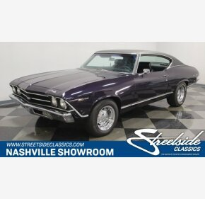 1969 Chevrolet Chevelle Malibu for sale 101150761