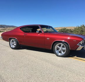 1969 Chevrolet Chevelle SS for sale 101179483