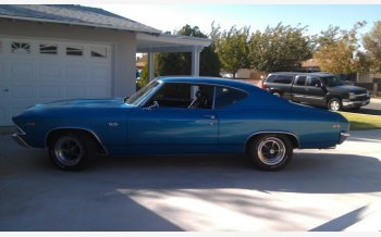 1969 Chevrolet Chevelle SS for sale 101203026