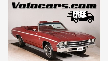 1969 Chevrolet Chevelle for sale 101208643