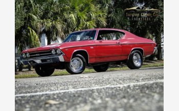 1969 Chevrolet Chevelle for sale 101218492