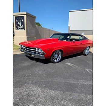 1969 Chevrolet Chevelle for sale 101252200