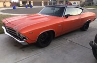 1969 Chevrolet Chevelle SS for sale 101260850