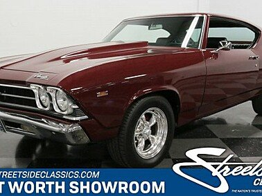 1969 Chevrolet Chevelle for sale 101263657