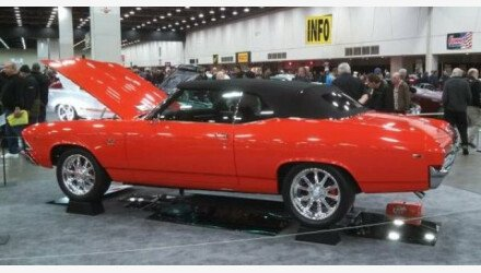 1969 Chevrolet Chevelle for sale 101264848