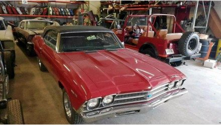 1969 Chevrolet Chevelle for sale 101268119