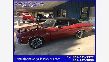 1969 Chevrolet Chevelle for sale 101272912