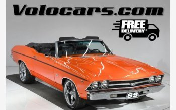 1969 Chevrolet Chevelle for sale 101274505