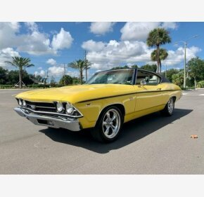 1969 Chevrolet Chevelle for sale 101275926