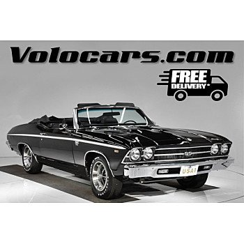 1969 Chevrolet Chevelle SS for sale 101317423