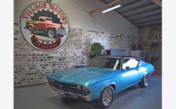 1969 Chevrolet Chevelle SS for sale 101320355