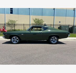 1969 Chevrolet Chevelle for sale 101325144