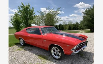 1969 Chevrolet Chevelle SS for sale 101337942