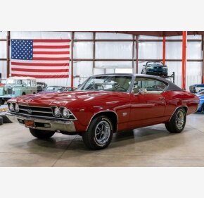 1969 Chevrolet Chevelle SS for sale 101350886