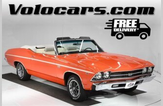 1969 Chevrolet Chevelle SS for sale 101373704