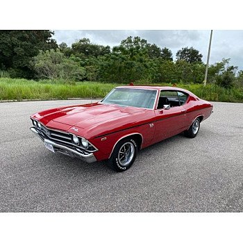 1969 Chevrolet Chevelle for sale 101378275