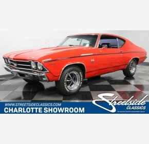 1969 Chevrolet Chevelle SS for sale 101380009