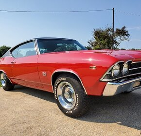 1969 Chevrolet Chevelle SS for sale 101400174
