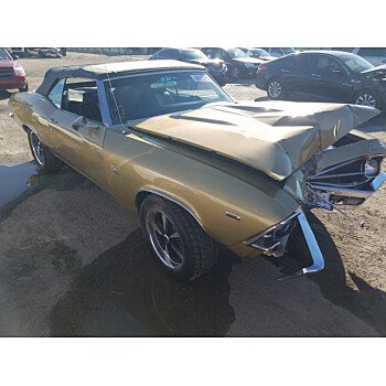 1969 Chevrolet Chevelle for sale 101403197