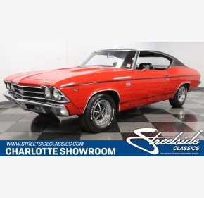 1969 Chevrolet Chevelle SS for sale 101403359