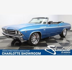 1969 Chevrolet Chevelle for sale 101404762