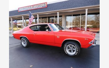 1969 Chevrolet Chevelle for sale 101405504