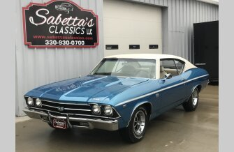 1969 Chevrolet Chevelle SS for sale 101410222