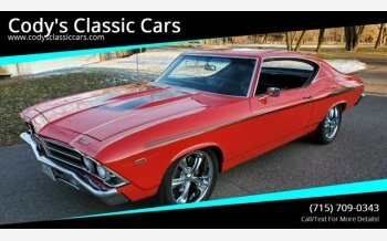 1969 Chevrolet Chevelle for sale 101410912