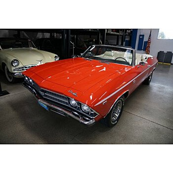 1969 Chevrolet Chevelle for sale 101415051
