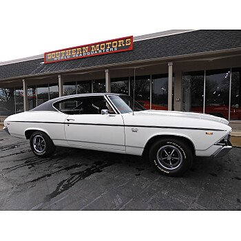 1969 Chevrolet Chevelle for sale 101416513