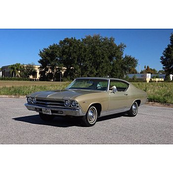 1969 Chevrolet Chevelle for sale 101427529