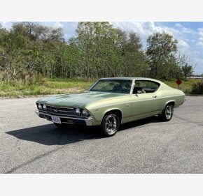 1969 Chevrolet Chevelle for sale 101466200
