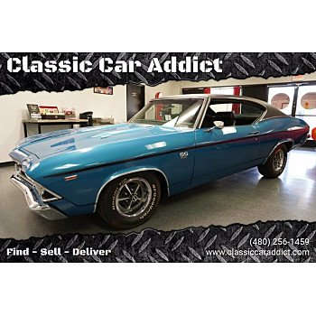 1969 Chevrolet Chevelle SS for sale 101485112