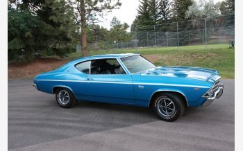 1969 Chevrolet Chevelle SS for sale 101524545