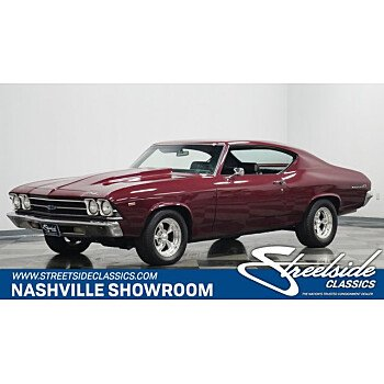 1969 Chevrolet Chevelle for sale 101550165