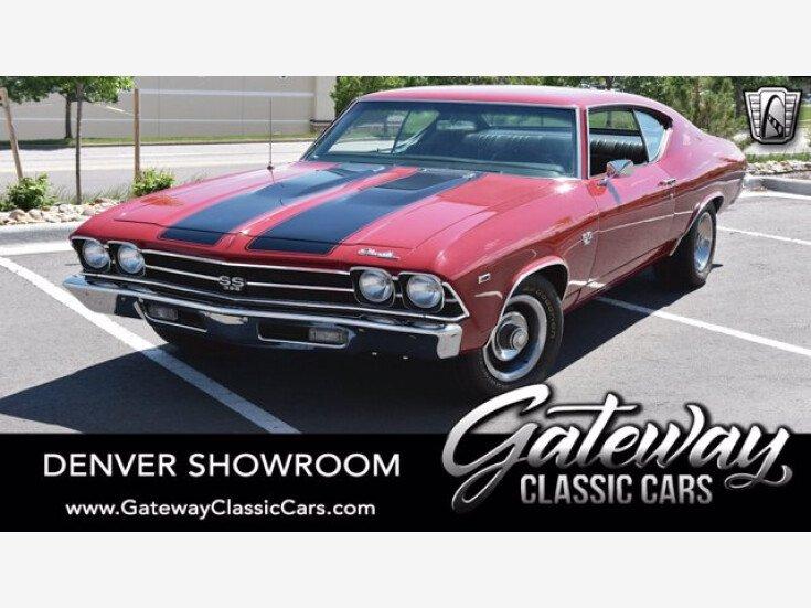 1969 Chevrolet Chevelle for sale 101559637